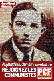 Hommage à Guy Môquet