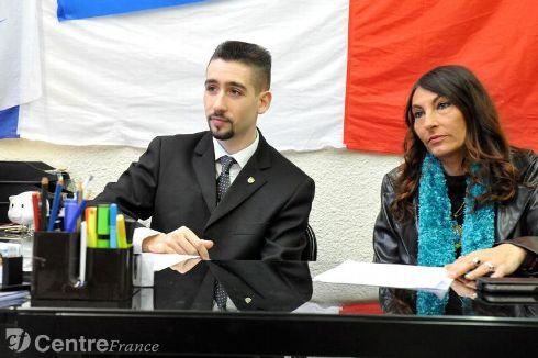 Un candidat du FN mis en examen pour détention d'images pédopornographiques