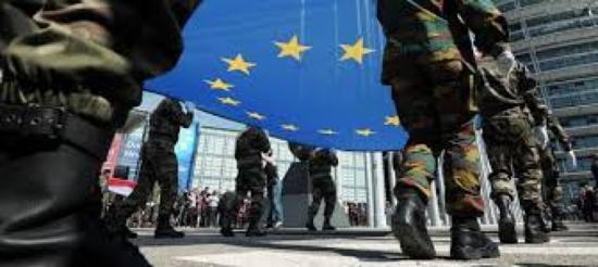 Armée européenne: Les jeunes de France veulent la paix, et la solidarité internationale et non pas combattre pour l'UE ! (MJCF)