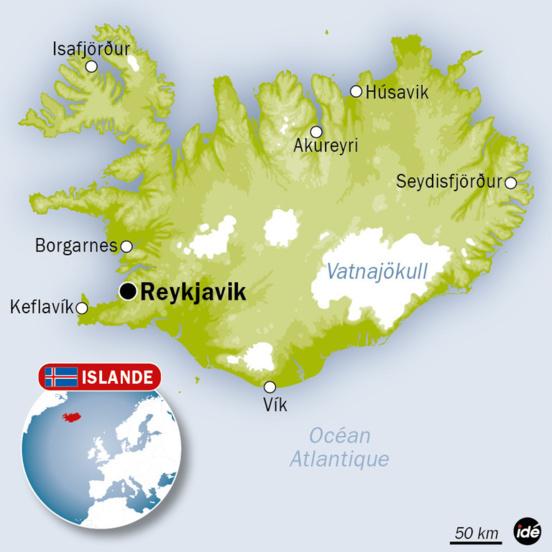 L'Islande annonce le retrait de sa candidature à l'Union européenne