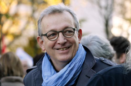 """Sondages : """"l'Intérieur a truqué les chiffres"""" selon Pierre Laurent (PCF)"""