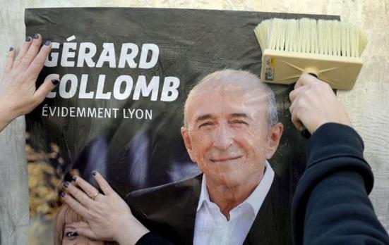 Métropole de Lyon : Collomb, range ta matraque et négocie ! (CGT)