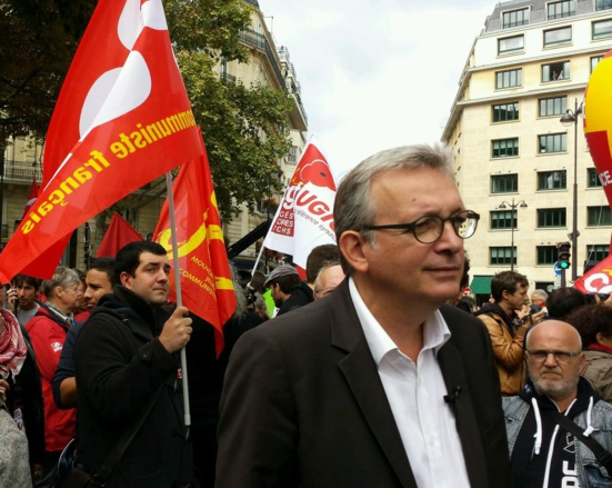 """Pierre Laurent :""""Une réponse politique nouvelle à gauche, c'est désormais l'urgence"""""""