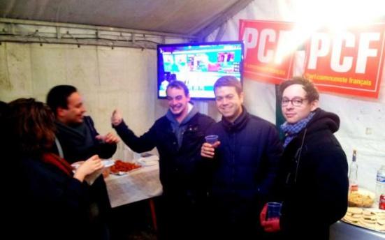 Le Val de Marne reste rouge ! Le PCF remporte les départementales