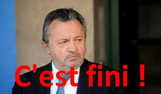 Bouches-du-Rhône : Le système Guérini c'est fini !
