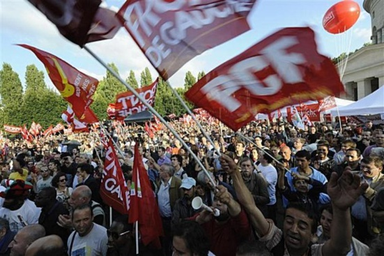 176 conseillers départementaux Front de gauche, dont 167 PCF et apparentés