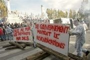Enorme mobilisation à Marseille