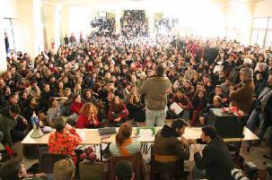 Le mouvement étudiant s'amplifie