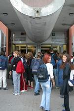 Les lycéens d'Istres contre la LRU