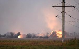 Donbass : Violation massive du cessez-le-feu par la junte de Kiev