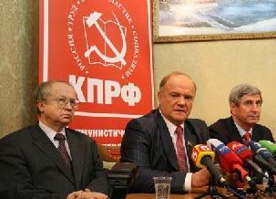 Élection en Russie: le KPRF dénonce les fraudes