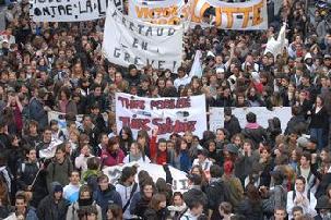 Mouvement étudiant : la forme change mais le fond reste!