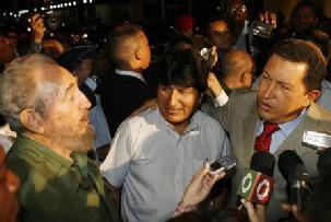 Adoption de la nouvelle Constitution bolivienne