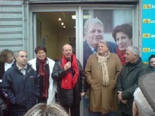 Le Parti Communiste soutient François Bernardini