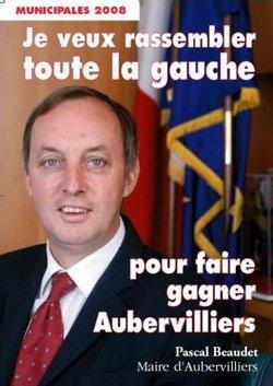 À Aubervilliers, la gauche presque au complet