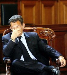 Nicolas Sarkozy : le charme est rompu