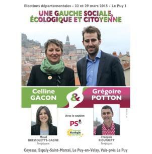 Quand une cheffe de file EELV-PG (Auvergne Rhône-Alpes) était candidate avec le PS, il y a 6 mois !