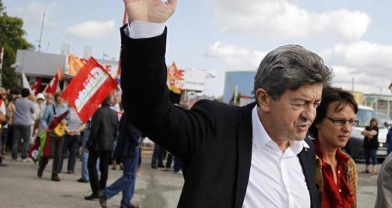 """Régionales : Jean-Luc Mélenchon refuse l'alliance avec EELV qu'il qualifie """"d'annexion"""""""