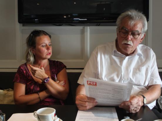 Les résultats (sans appel) de la consultation du PCF Rhône Alpes