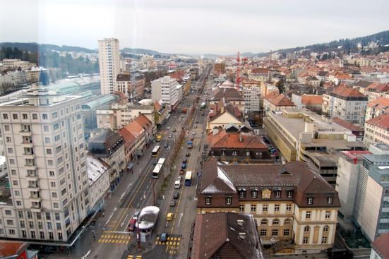Pour la première fois dans une élection, le POP dépasse le PS à La Chaux-de-Fonds (Suisse)