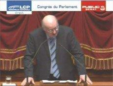 Congrès de Versailles : Explication de vote d'Alain BOCQUET, Porte-Parole des députés Communistes et Républicains