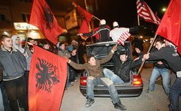Kosovo: la proclamation d'indépendance condamnée par les communistes ukrainiens