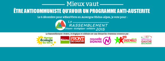 """En Auvergne-Rhône-Alpes le """"Rassemblement"""" EELV-PG cumule lui aussi les mandats"""