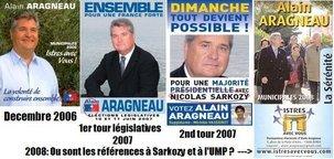 Nicolas Sarkozy chute de neuf points, à 38% d'opinions favorables, selon un sondage