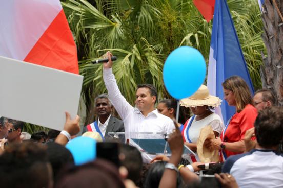La Réunion reste à droite (LR) à l'issue du second tour des élections régionales
