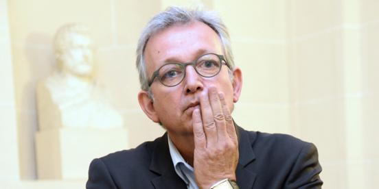 """Pierre Laurent. """"La situation nouvelle n'est pas favorable au monde du travail"""""""