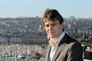 Sébastien Jumel le nouvau maire PCF de Dieppe