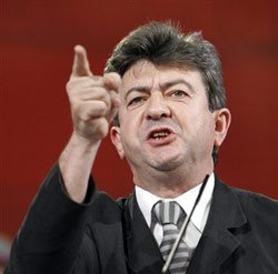 Maintient des listes PS contre le PCF: 'De dangereux irresponsables' selon Jean Luc Melenchon