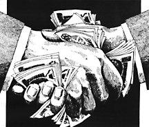 La caisse noire des patrons : les millions du lobbying politique