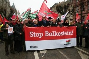Le PCF avec les partis communistes européens ou avec le PGE?