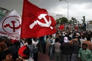 Nepal (voisin du Tibet): très large victoire communiste