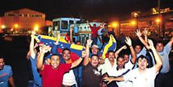 Le Vénézuéla nationalise la sidérurgie
