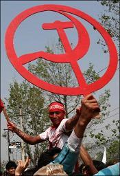 Un communiste à la tête du Népal?