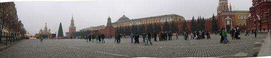 Démantèlement de la Place rouge: levée de boucliers des communistes russes