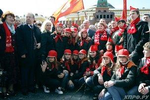 Les 138 ans de la naissance de Lénine célébrés en Russie