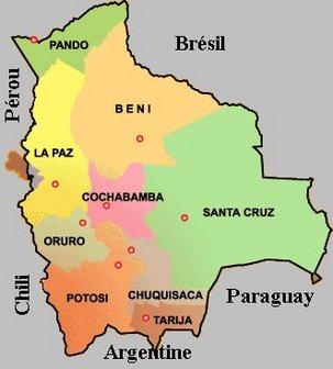 Menace d'un coup d'Etat en Bolivie