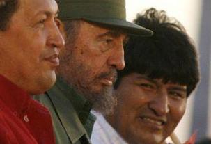 Un référendum illégal pour déstabiliser Evo Morales et la politique de réformes populaires
