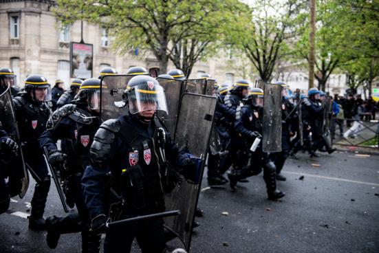 La CGT-Police critique la gestion du maintien de l'ordre