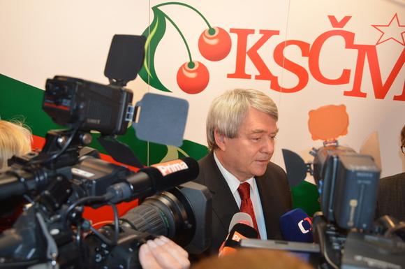 10,54% pour les communistes tchèques (KSČM) aux élections régionales