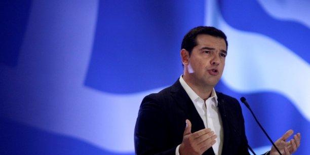 Fin de la discussion sur la dette grecque, Alexis Tsipras s'est couché devant Berlin