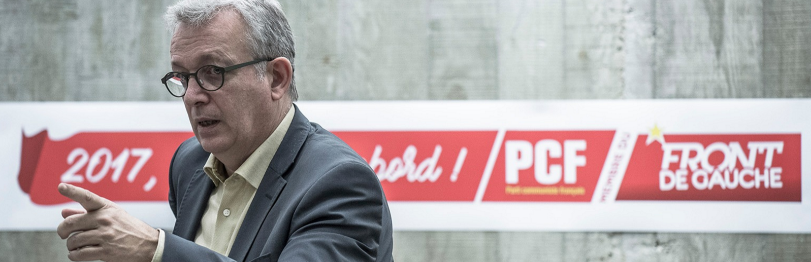 Législatives : Pierre Laurent (PCF) reconnait qu'il n'y aura pas d'accord avec Mélenchon