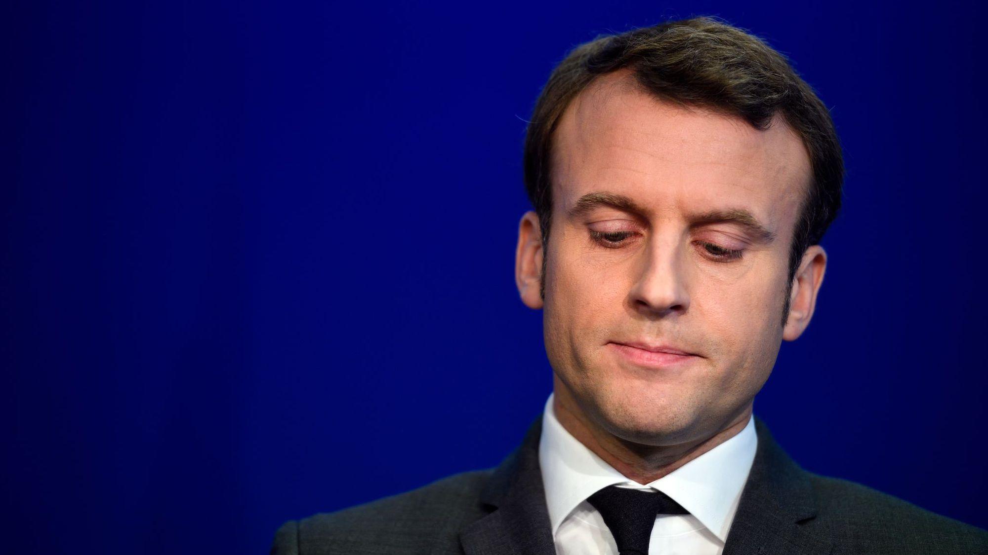 Macron a-t-il utilisé l'argent de Bercy (nos impôts) pour lancer En marche! ?