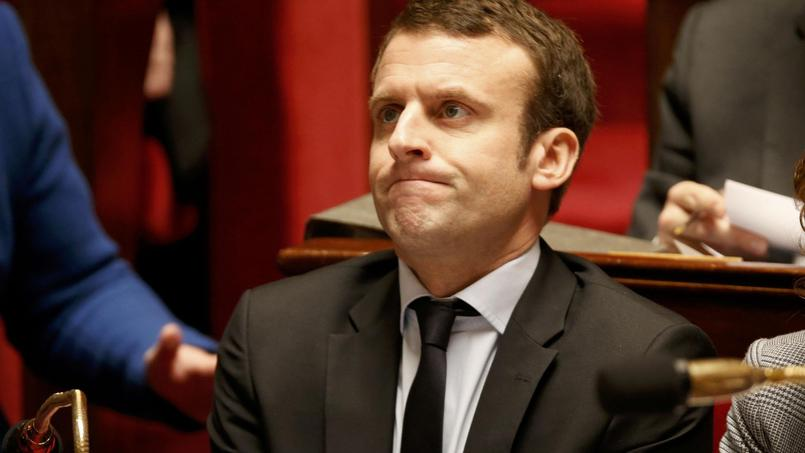 Emmanuel Macron rattrapé par le fisc