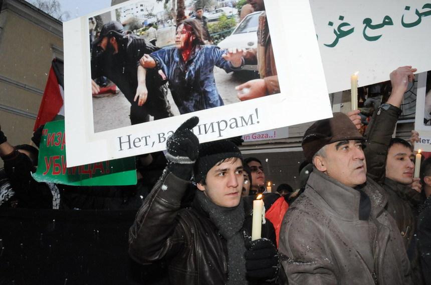 Arrêtez le massacre criminel de Gaza