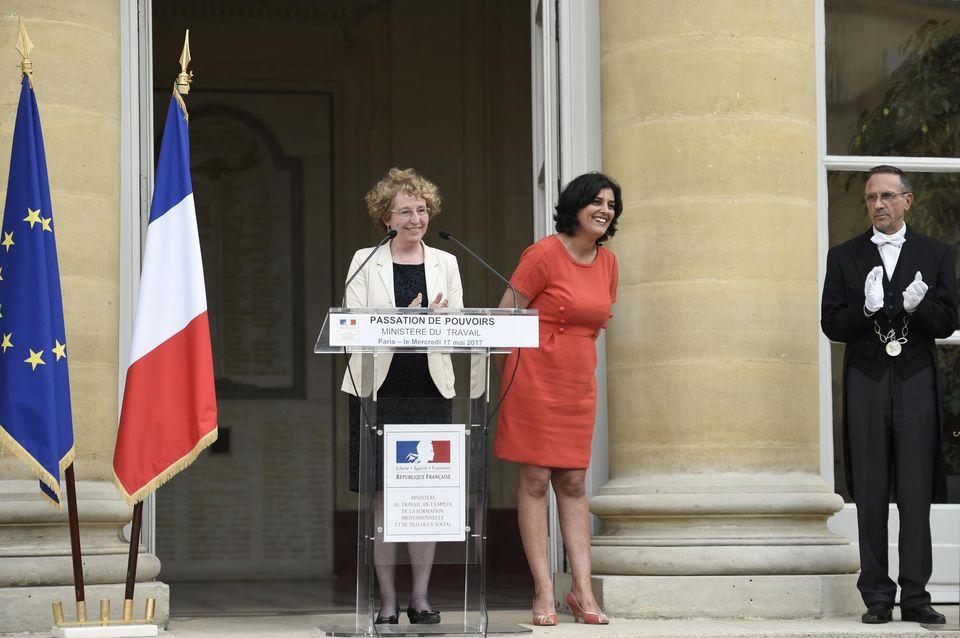 Muriel Pénicaud : le patronat s'invite au ministère du Travail
