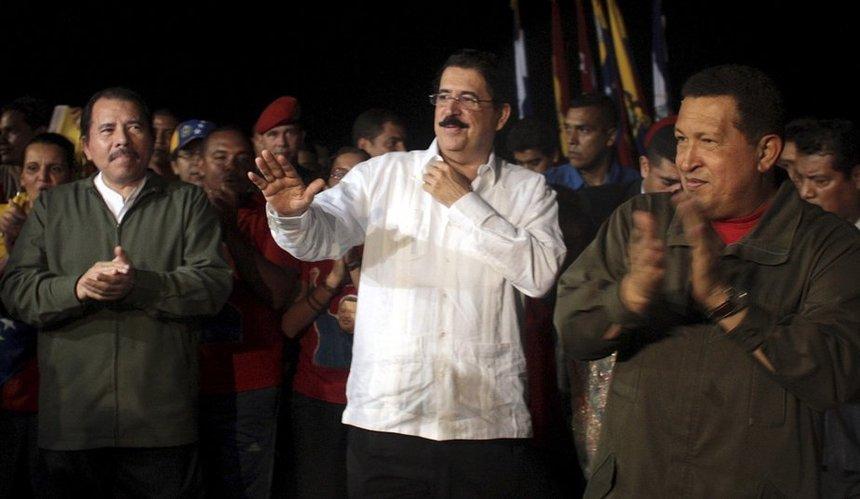 Les présidents des pays membres de l'ALBA condamnent le coup d'Etat contre Zelaya et lui réitèrent leur appui